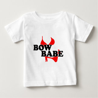 Shredders Bow Babe Baby T-Shirt