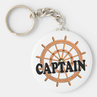Shredders Captain Key Ring