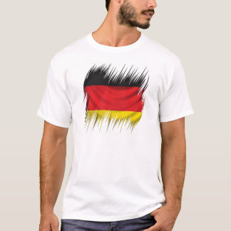 Shredders German Flag T-Shirt