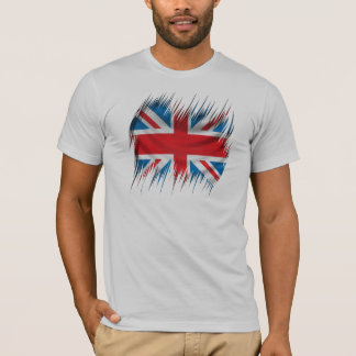 Shredders Union Jack Flag T-Shirt