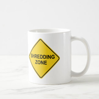 Shredding Zone Coffee Mug