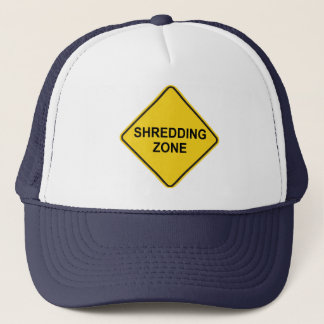 Shredding Zone Trucker Hat