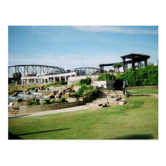 Shreveport, LA Riverfront Postcard