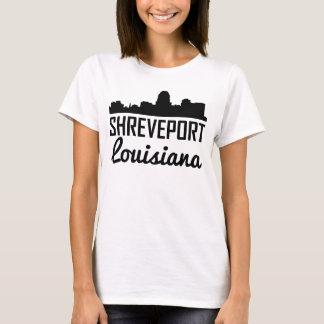 Shreveport Louisiana Skyline T-Shirt