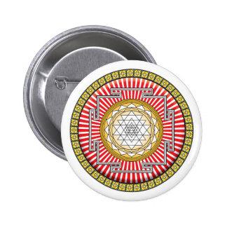 Shri Yantra Icon Buttons