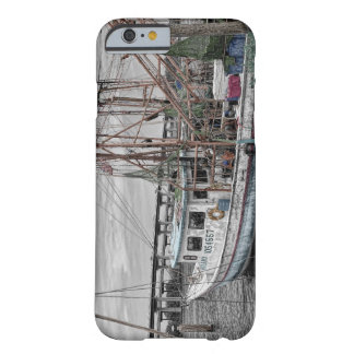 Shrimp Boat at Harbor Barely There iPhone 6 Case