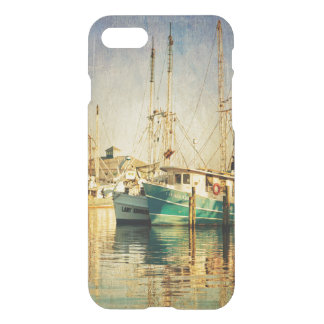 Shrimp Boat at the Harbor iPhone 7 Case