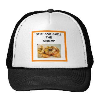 SHRIMP CAP