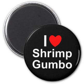 Shrimp Gumbo Magnet