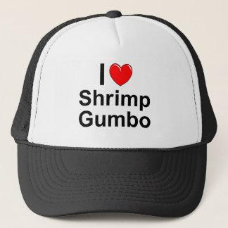 Shrimp Gumbo Trucker Hat