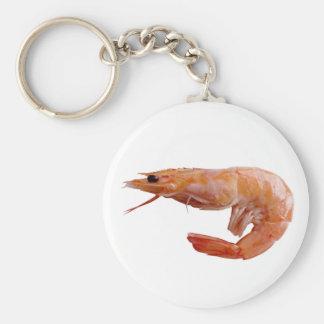 Shrimp Key Ring