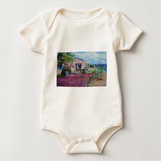 Shrimp Shack Baby Bodysuit