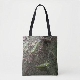 Shrimps Underwater Tote Bag