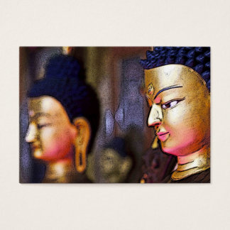 Shrine Buddha Business Cards