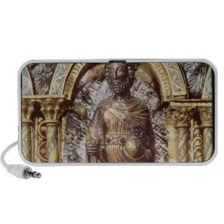 Shrine of Emperor Charlemagne Portable Speaker