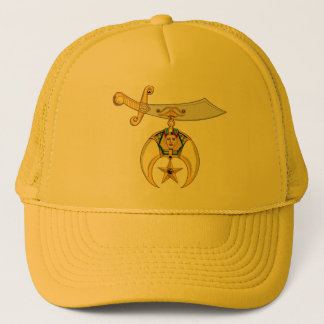 Shriner's Edition Trucker Hat