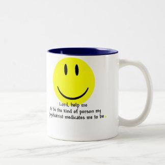 ShrinkT Two-Tone Mug