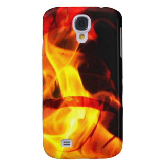 Shroud of Fire Samsung Galaxy S4 Case