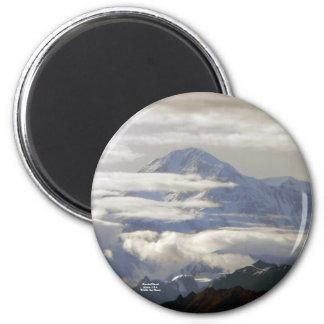 Shrouded Denali Magnet