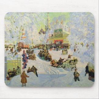 Shrove-Tide, 1919 Mouse Pad