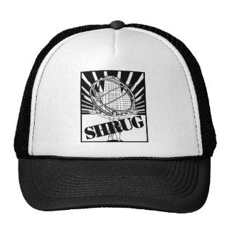 SHRUG Inspired by the Novel Atlas Shrugged Cap