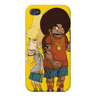 Shudonut & Constick Covers For iPhone 4
