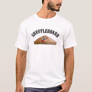 Shuffleboard. T-Shirt