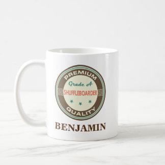 Shuffleboarder Personalized Office Mug Gift