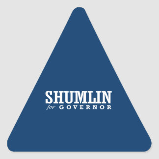 SHUMLIN FOR GOVERNOR 2014 STICKERS