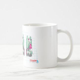 SHUMP CUP VER.1 BASIC WHITE MUG