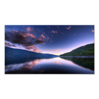 Shuswap Lake, British Columbia Photo Print