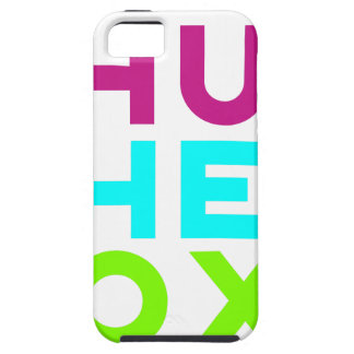 Shut The Box Logo Case For The iPhone 5
