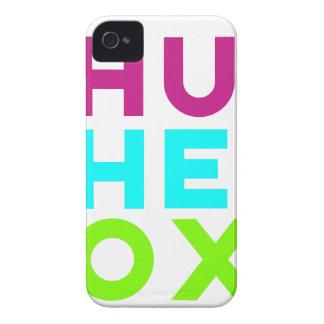 Shut The Box Logo iPhone 4 Covers