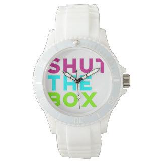 Shut The Box Watch