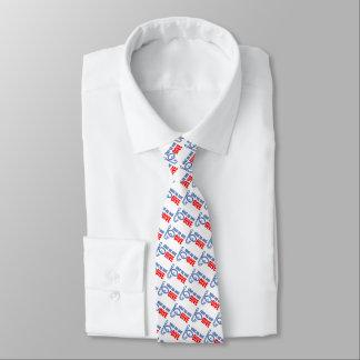 Shut up and dive tie