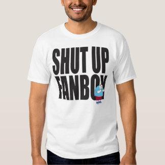 Shut Up Fanboy! Tee Shirts