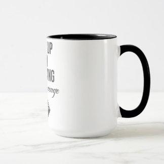 Shut Up I'm Thinking - Otto's Revenge Coffee Mug