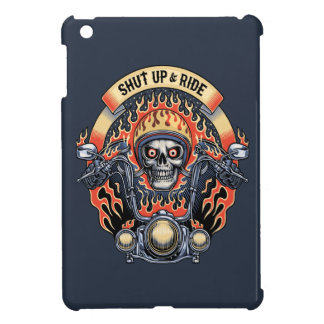 Shut Up & Ride -1116 iPad Mini Case