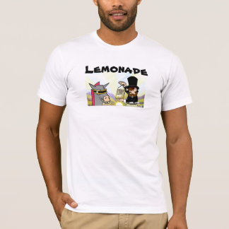 Shut up woman get on my horse Lemonade Tee