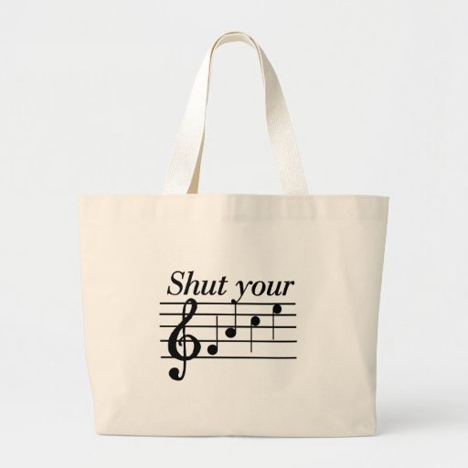 Shut your f-a-c-e T-shirts and Gifts. Bags