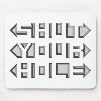 Shut Your Hole Mouse Pad