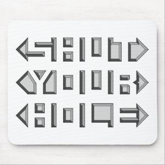Shut Your Hole Mousepad
