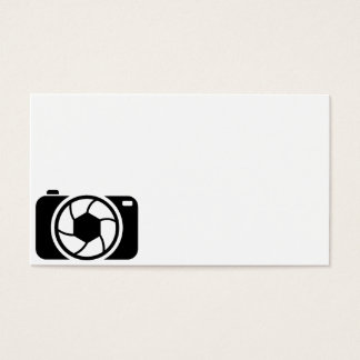 Shutterbug Business Card