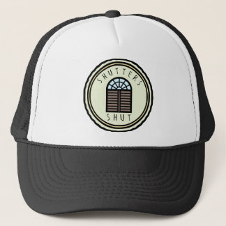 shutters hi res trucker hat