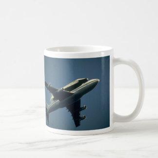 Shuttle and transport mugs