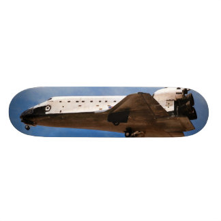 Shuttle Atlantis STS-30 Landing Skateboard Deck
