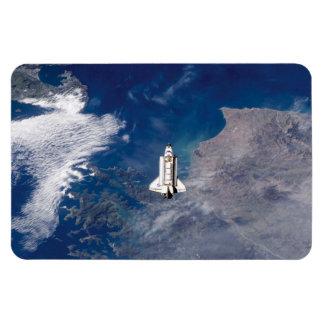 Shuttle Endeavour STS-113 Flexible Magnets