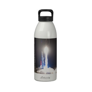 Shuttle Launch Drinking Bottles
