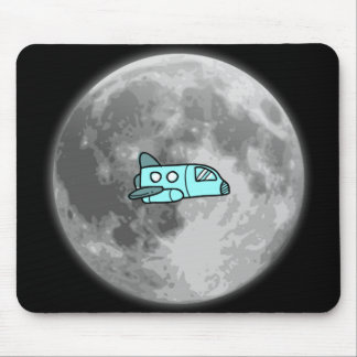 Shuttle Mouse Pad