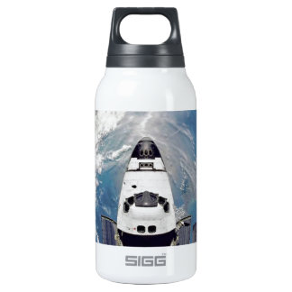 Shuttle Over Earth 0.3 Litre Insulated SIGG Thermos Water Bottle